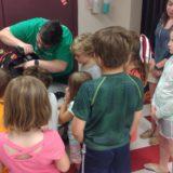 PR Team Teaches Robotics